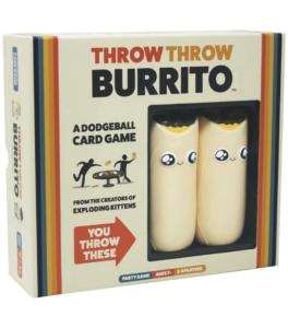 Throw Throw Burrito Card Game