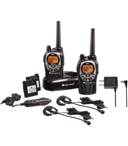 Midland 50 Channel Waterproof GMRS Two-Way Radio